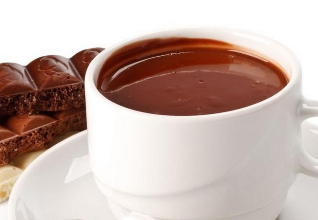 Как приготовить настоящий горячий шоколад. Видео рецепт