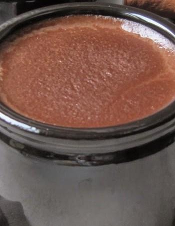 Лёгкий шоколадный крем. Видео рецепт