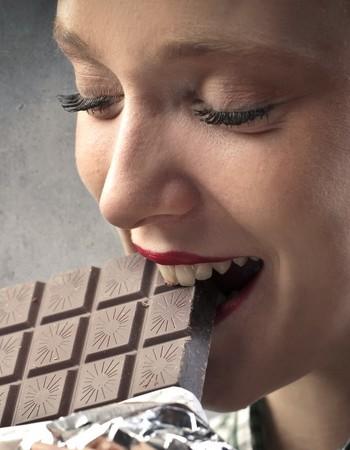 Шоколадное лечение кашля в домашних условиях