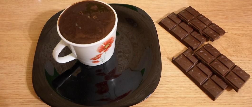Горячий шоколад без молока: рецепт ароматного напитка