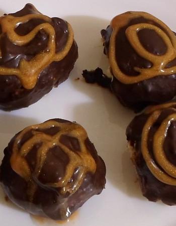 Творожные шарики в шоколаде: рецепт полезного десерта