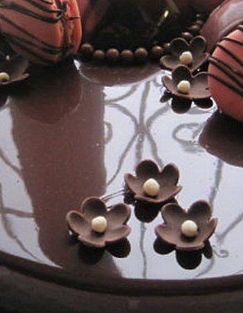 Рецепты шоколадных тортов с кремом и глазурью