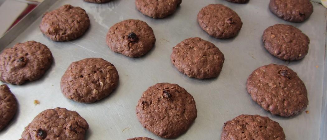 Рецепты шоколадного печенья в домашних условиях пошагово простые 29