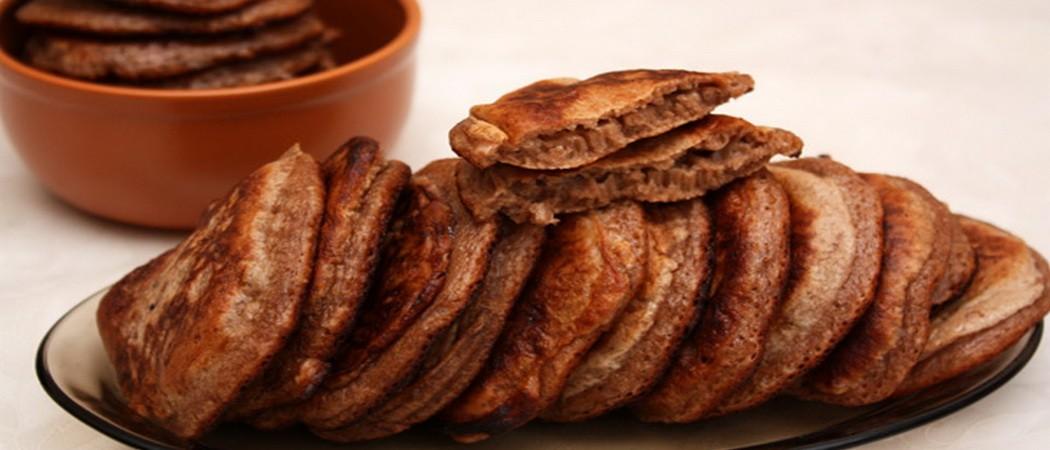 Как приготовить шоколадные оладьи для сытного завтрака