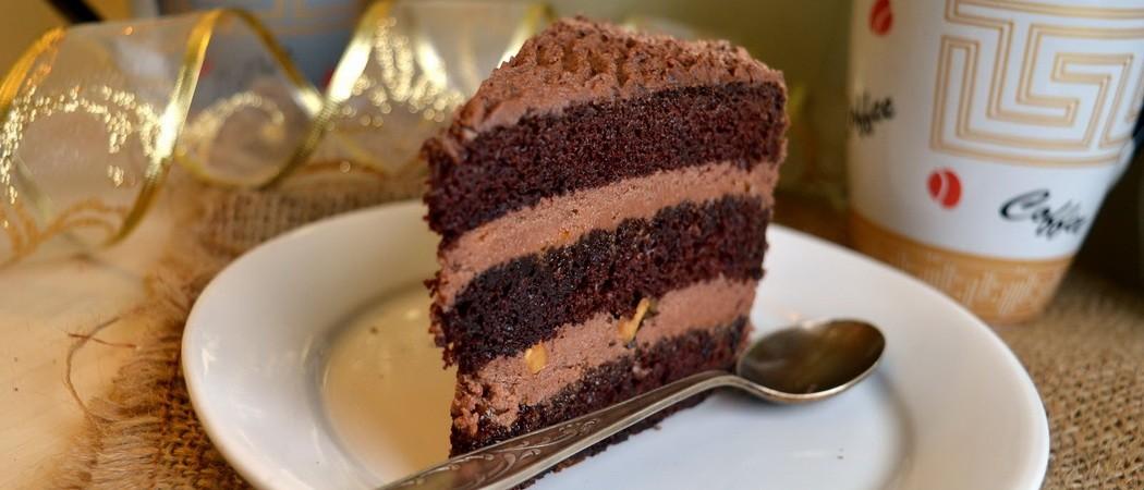 Шоколадный чиз-крем для тортов, капкейков и пирожных