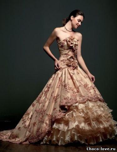 цвета фото красивое платье фото