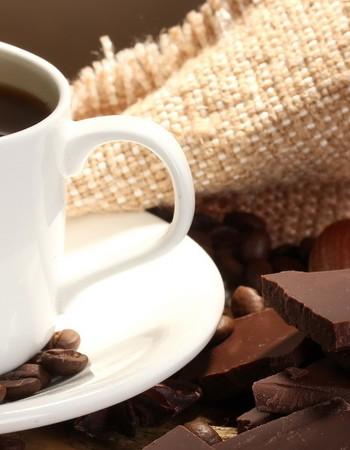 Как сделать украшения из шоколада — Ёлочка