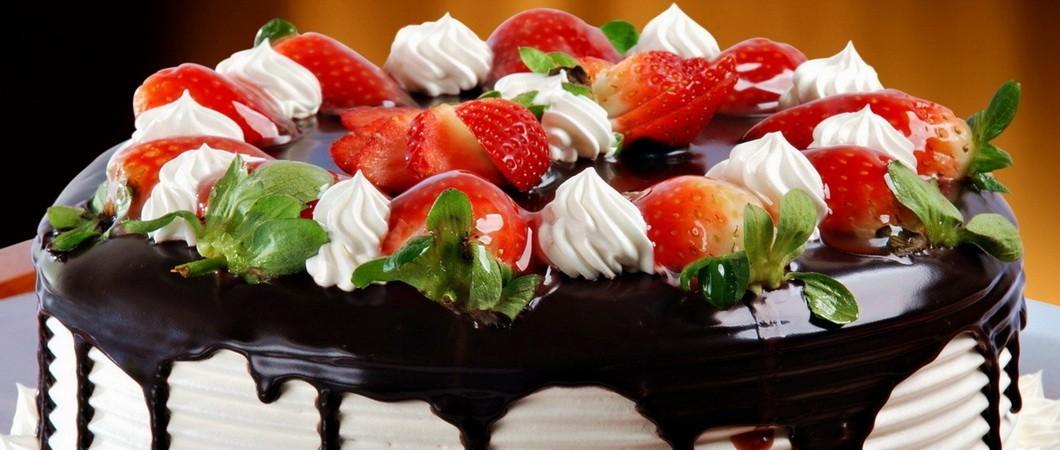 Клубника…сливки…шоколад…