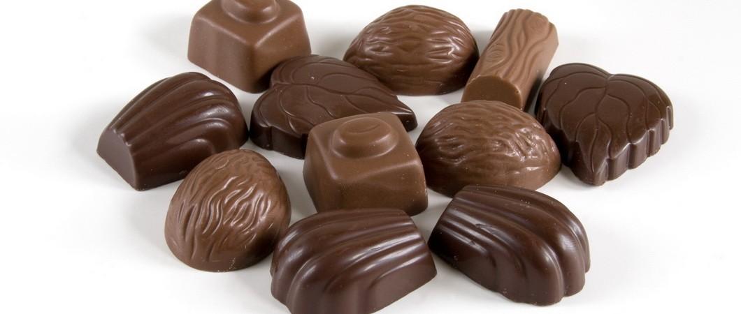 Конфеты сало в шоколаде