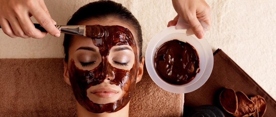 Маски для лица из шоколада для всех типов кожи. Скраб из какао
