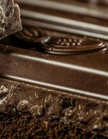 Польза чёрного шоколада