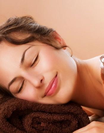 Лечение шоколадом. Шоколадный массаж от стресса