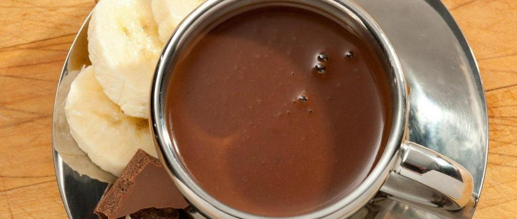 Шоколадный суп. Видео — рецепт