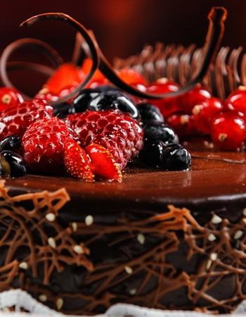 Домашнее безе: рецепт с шоколадом