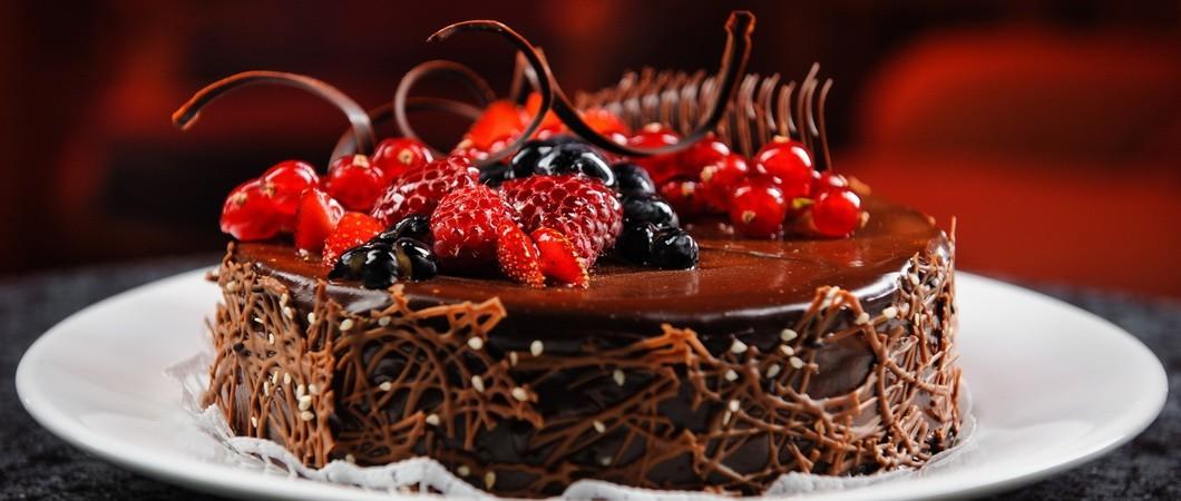 Шоколад с малиной – идеальный дуэт
