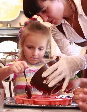 Праздник для сладкоежек собственными руками