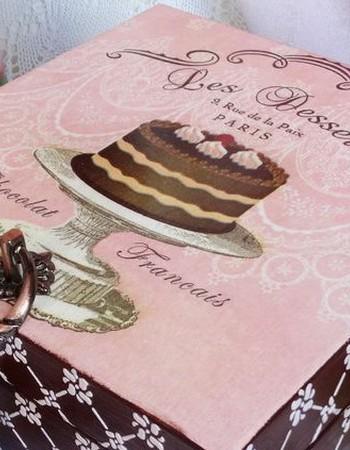 Как сделать красивую шкатулку «Шоколадный стиль» — своими руками. Мастер- класс с фото