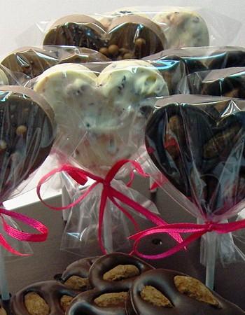Оригинальная «шоколадная валентинка» своими руками