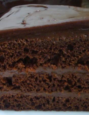 Вкусные и простые шоколадные торты без выпечки
