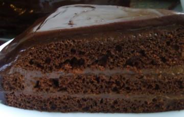 Как приготовить нежнейший торт с черникой
