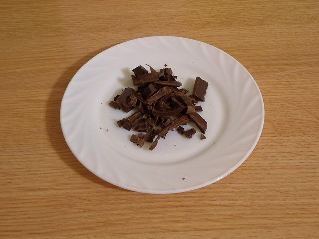 19Как сделать из плитки шоколада горячий шоколад