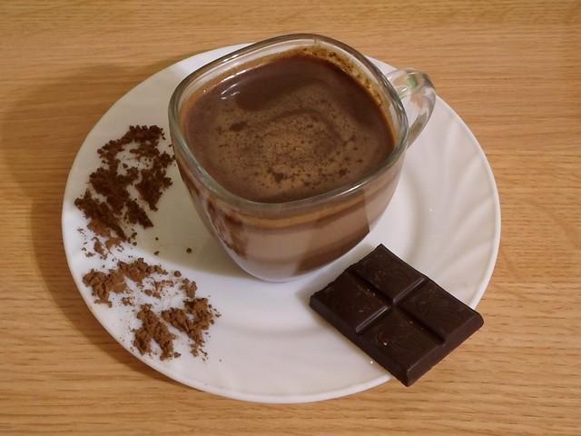 Горячий шоколад с молоком: рецепт, как сделать напиток