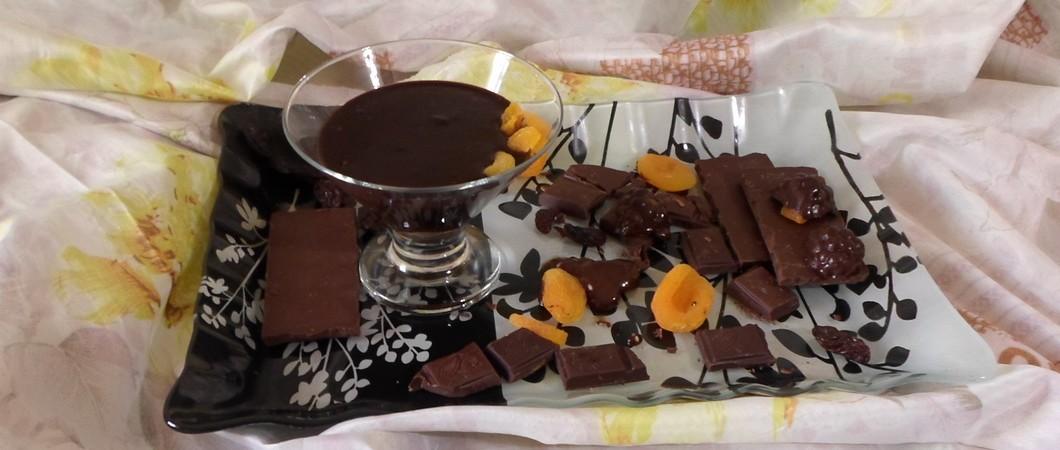 Рецепты шоколада без молока в домашних условиях