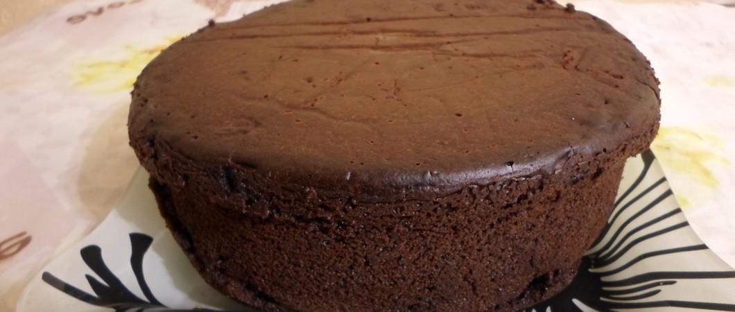 Рецепты бисквит-шоколада на кипятке в духовке и мультиварке