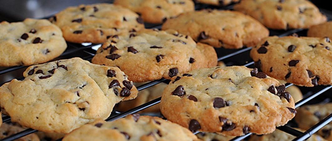 Рецепты печенья с орехами и кусочками шоколада