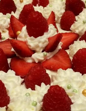 Рецепт мусса из белого шоколада для торта