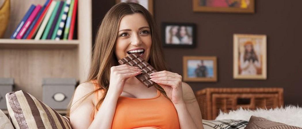 Можно ли горький шоколад при диабете беременных