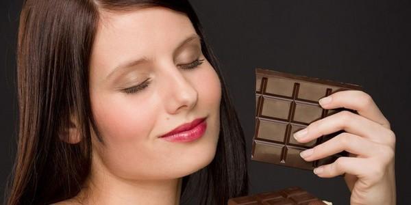 Белый шоколад - польза и вред для здоровья
