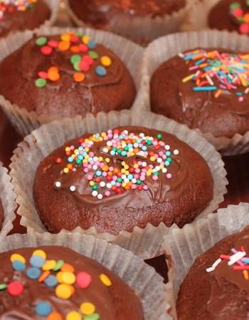 Домашние шоколадные кексы: рецепты с фото