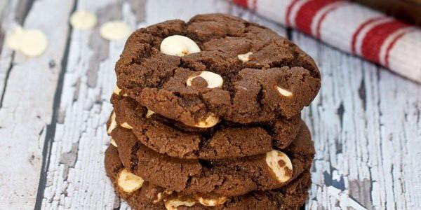 Рецепт Американское печенье с шоколадом  все рецепты России