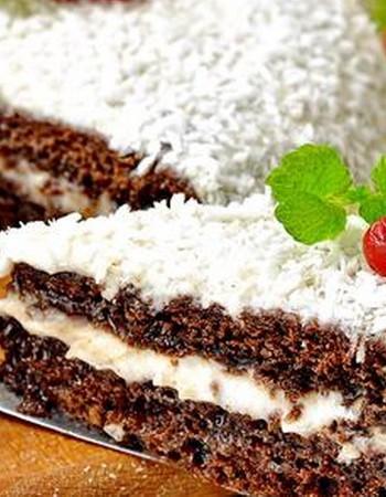 Шоколадные торты со сгущенкой: домашние рецепты