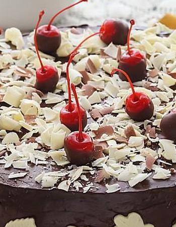 Шоколадно-кофейные торты: домашние рецепты