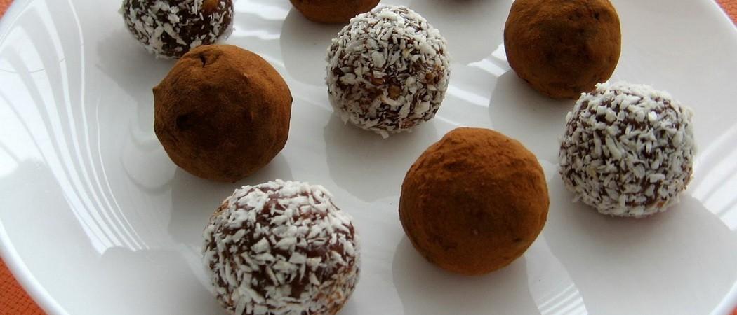 Рецепты шоколадных конфет в домашних условиях и фото, как сделать ...