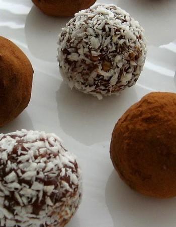 Домашние шоколадные конфеты своими руками: рецепты с фото