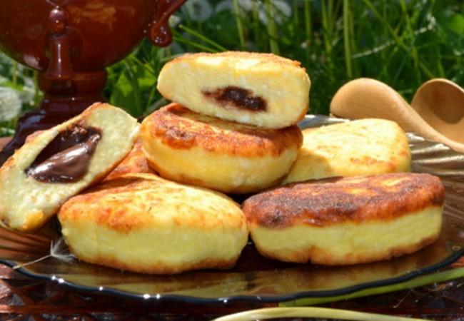 Сырники с шоколадом: рецепты для сладкоежек