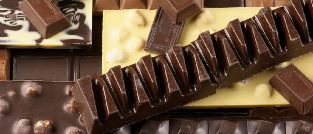 Лучшие сорта и виды шоколада