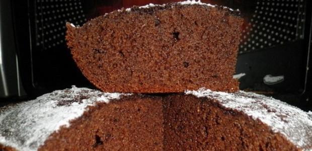 манник с какао на кефире пошаговый рецепт с фото
