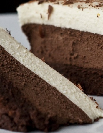 Торт «Три шоколада»: рецепты вкусного десерта