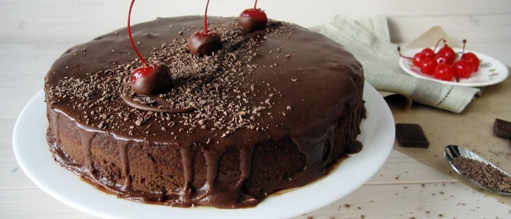 Торты, политые шоколадом: рецепты с фото и видео