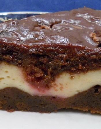 Рецепты выпечки с шоколадной заливкой