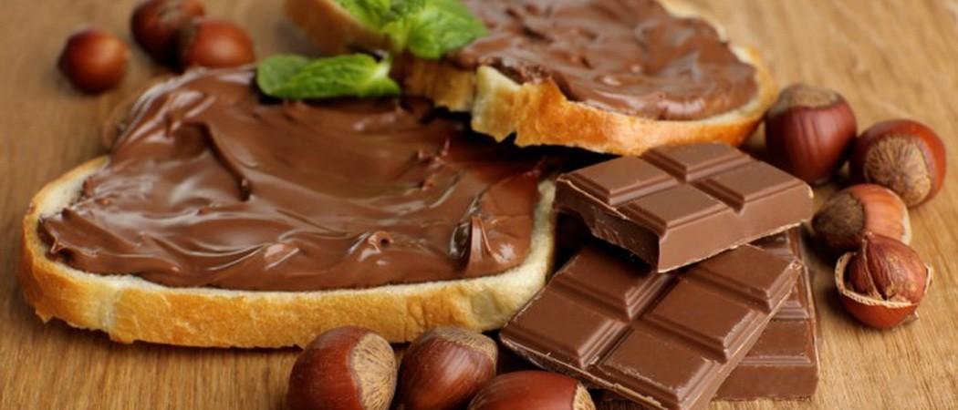 Домашняя шоколадно-ореховая паста своими руками