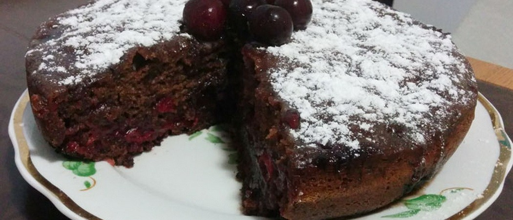 Шоколадные пироги на кефире: рецепты приготовления