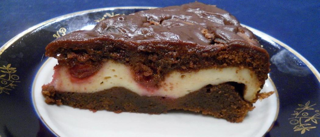 Шоколадные пироги с творогом: рецепты для духовки и мультиварки