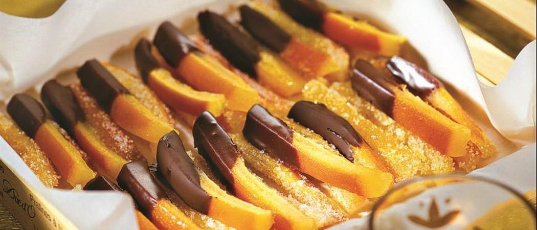 Цукаты в шоколаде: рецепты десертов