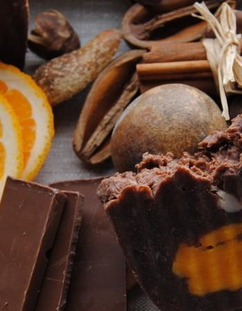 Апельсины в шоколаде: рецепты вкусных десертов