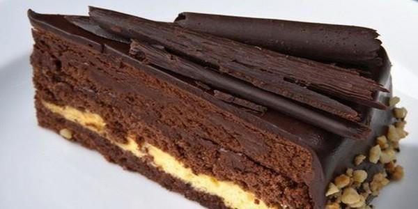 Творожный десерт с шоколадом - рецепт с фото